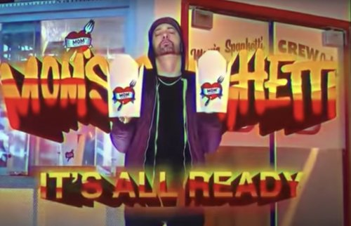 Eminem set to open Mom's Spaghetti restaurant in Detroit this week