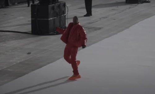 """Kanye West is """"finishing"""" his Donda album on Apple Music livestream"""