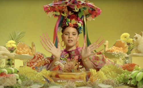 """Lido Pimienta covers Björk's """"Declare Indpendence"""" for Spotify Pride campaign"""