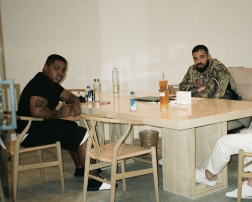 """Drake joins Toronto's Smiley on new track """"Over The Top"""""""