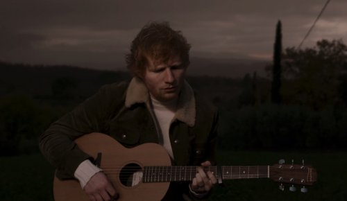Ed Sheeran announced as new Ipswich Town FC shirt sponsor