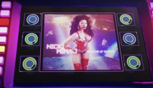 Nicki Minaj releases Beam Me Up Scotty mixtape on streaming services with new music
