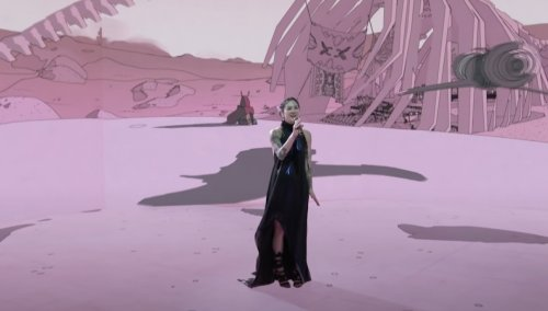 """New Japanese Breakfast song """"Better The Mask"""" previewed in Sable video game trailer"""