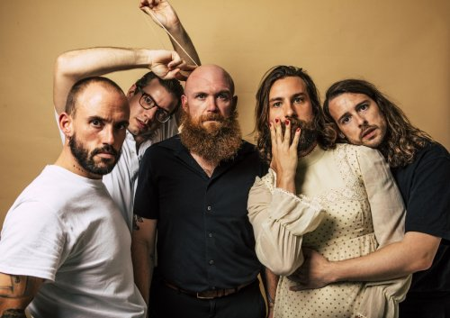 """IDLES announce new album with first single """"The Beachland Ballroom"""""""
