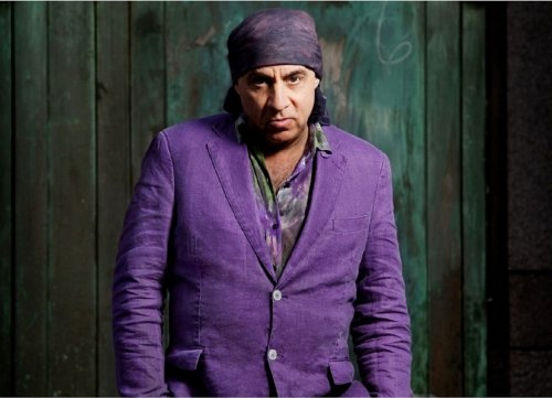Steve Van Zandt on how tomorrow can be better, actually
