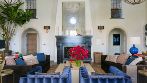 Ellen Pompeo's Home Is Absolutely Gorgeous