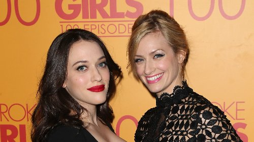 The Truth About Kat Dennings And Beth Behrs' Relationship