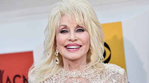 The Real Reason You Never See Dolly Parton's Husband