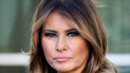 Here's How Melania Trump Ranks As A Former First Lady