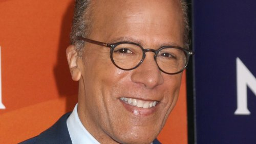 The Truth About Lester Holt And Tom Llamas