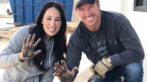 Inside Chip And Joanna Gaines' Gorgeous House