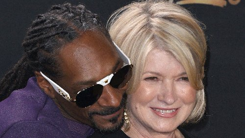 This Is Why Martha Stewart And Snoop Dogg's Unlikely Friendship Works