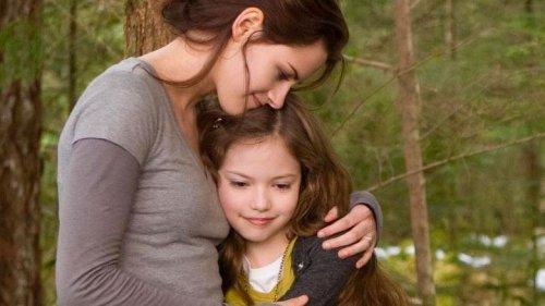 Kristen Stewart's Twilight daughter has grown up to be stunning