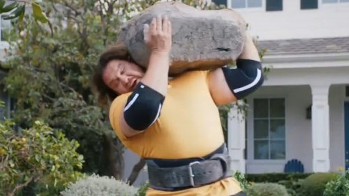 The Truth About The Strongman In GEICO's World's Strongest Man Commercial