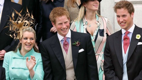 The Truth About Prince William And Harry's Stepsister