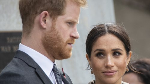 Royal Expert Claims The Royal Family Has Had Enough Of Meghan And Harry