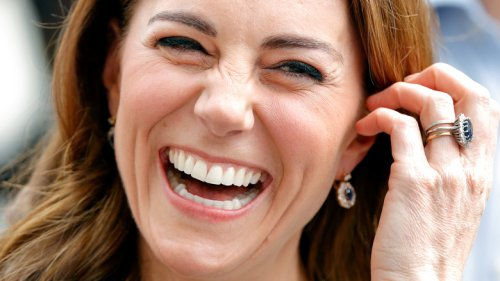 How Kate Middleton Altered The Engagement Ring That Once Belonged To Diana