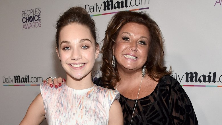 Why Maddie Ziegler Was Abby Lee Miller's Favorite Student