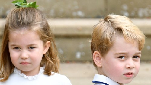 The Fun Way Prince George And Princess Charlotte Helped Their Dad Out On Father's Day
