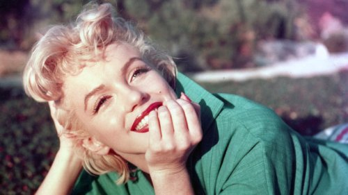 This Nail Polish Color Was Marilyn Monroe's Go-To