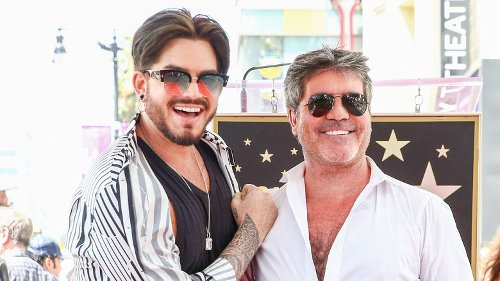 Details About Adam Lambert And Simon Cowell's Relationship