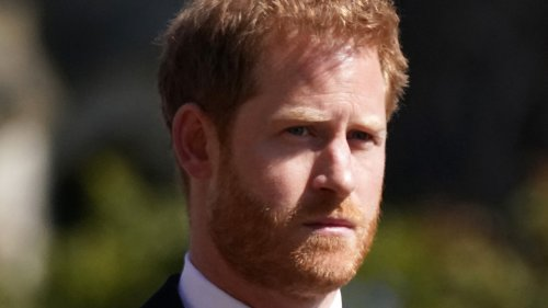 Here's What Prince Harry Did With His Family After Prince Philip's Funeral