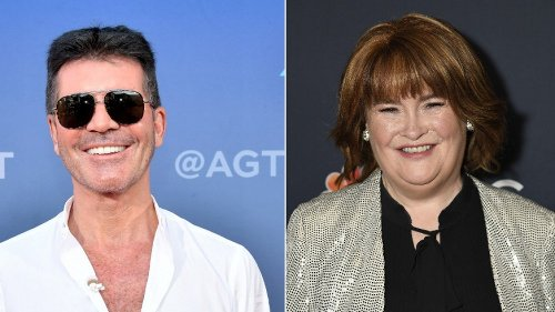 Here's What Simon Cowell Really Thinks Of Susan Boyle