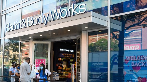 The Strange Story Behind The Fictional Founder Of Bath & Body Works