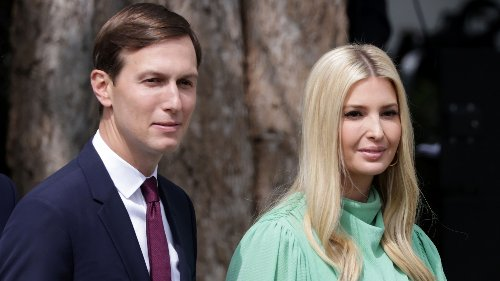 What Hollywood Didn't Tell You About Ivanka Trump's Husband
