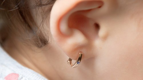 Why You Should Think Twice Before Piercing Your Baby's Ears