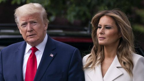 Body Language Expert Makes Bold Claims About Melania And Donald's Relationship