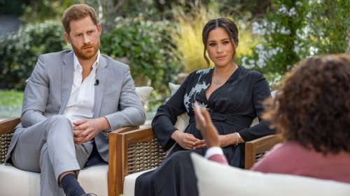 The Sad Reason Meghan Markle's Friends Had Doubts About Her Marrying Prince Harry