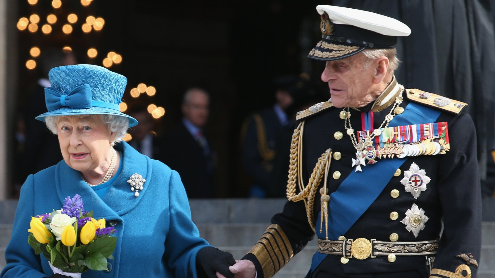 Awkward Queen Elizabeth Moments That Were Caught By Millions