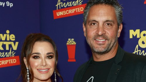The Truth About Mauricio Umansky's Relationship With Kyle Richards' Ex-Husband
