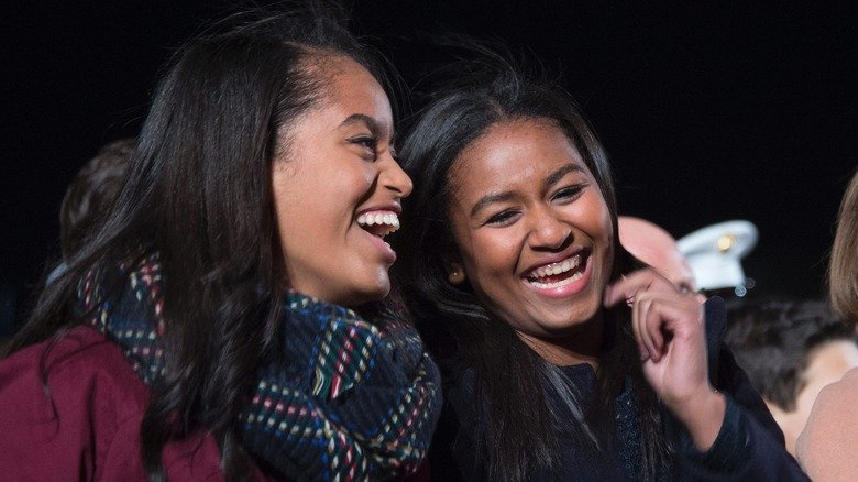 Ways The Obama Sisters' Lives Will Never Be 'Normal'