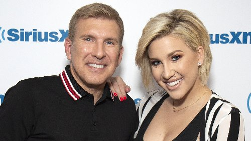 The Truth About Todd Chrisley's Relationship With Savannah Chrisley