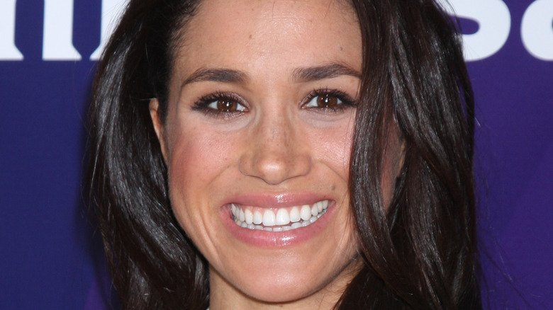 Surprising Foods Meghan Markle Wasn't Allowed To Eat As A Royal