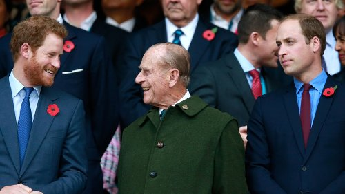 Everything We Know About William And Harry's Relationship Since Prince Philip's Death