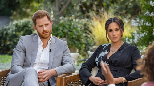 How Prince Charles Really Wanted To Respond To Meghan And Harry's Tell-All