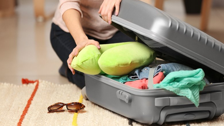 Things You Should Never Pack In Your Suitcase