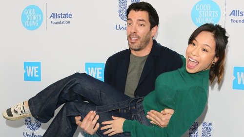 The Truth About Drew Scott And Linda Phan's Relationship