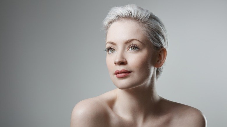 The Reason You Should Never Dye Your Hair Platinum Blonde