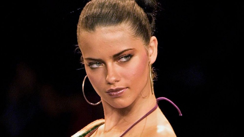 The Stunning Transformation Of Adriana Lima