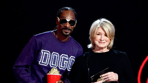 This Is How Snoop Dogg And Martha Stewart Met