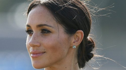 Body Language Expert Noticed Meghan Markle Do This Notable Thing In Her First Appearance Since Oprah
