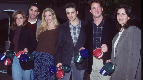 This Talk Show Host Almost Played This Iconic Role On Friends