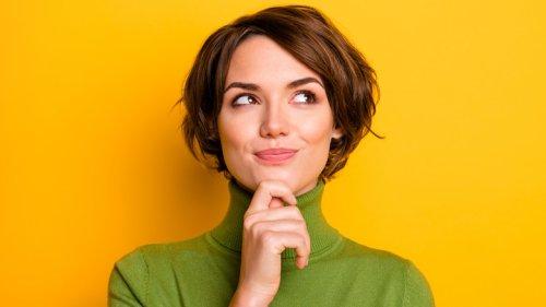 Here's The Genius Way To Fake Shorter Hair