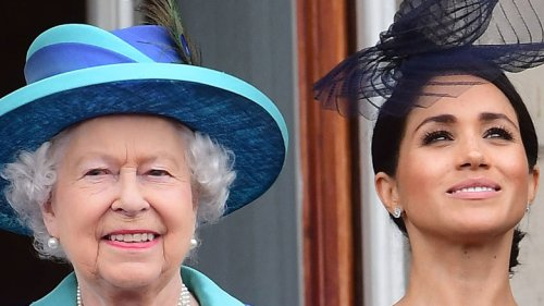 Meghan Markle Once Gave The Queen An Awkward Gift. Here's What We Know