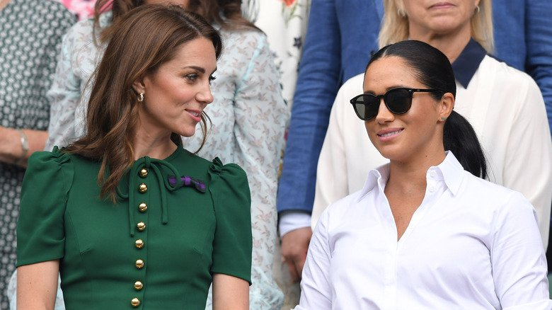 The Main Differences Between Kate And Meghan's Fashion Choices