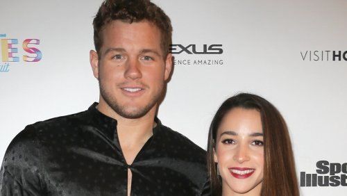 Inside Colton Underwood's Relationship With Olympian Aly Raisman